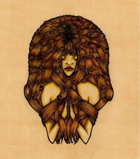 Hairskull #2