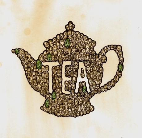 Drink Tea not War