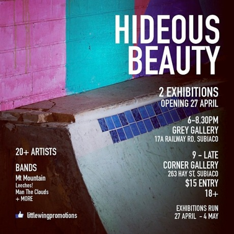 Hideous Beauty Exhibition
