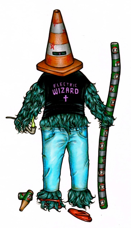 Mr Booze Wizard
