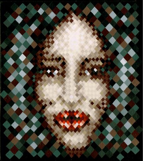 Painted Pixels